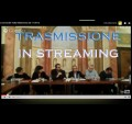 trasmissione in streaming